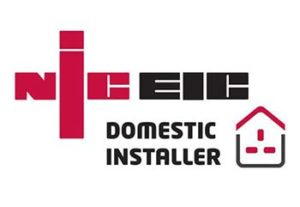 niceic-domestic installer logo
